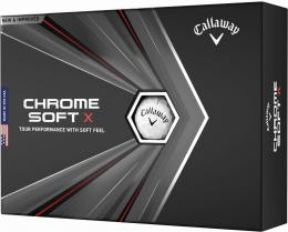 Callaway Chrome Soft X 2020 White