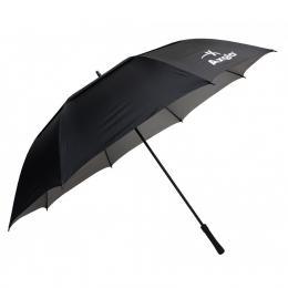 """Deštník Axglo Double Canopy UV 68"""" BLACK - zvìtšit obrázek"""