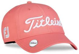 Titleist Tour Performance Ball Marker Ladies Cap PINK