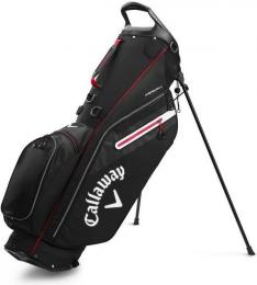 Callaway Fairway C Stand Bag Black/Silver/Cyan 2020