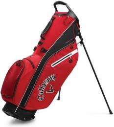Callaway Fairway C Stand Bag Red/Black/White 2020
