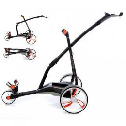 Golfstream elektrický vozík Black Vision, 36 jamek + pøíslušenství ZDARMA