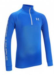 Under Armour MIDLAYER JUNIOR BLUE velikost - S, M, L