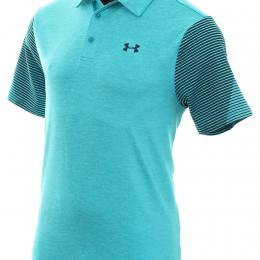 Under Armour UA Playoff Polo 2.0 Teal Rush, Velikost M, L