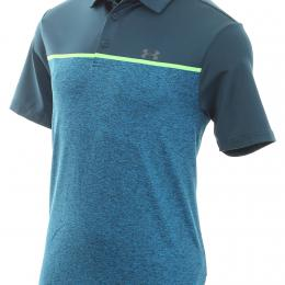 Under Armour UA Playoff Polo 2.0 Tandem Teal , Velikost M, L