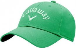 Callaway  Side Crested Structured Cap IRISH GREEN