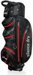 Jucad Silence Dry Cart Bag BLACK/RED