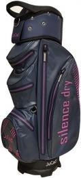 Jucad Silence Dry Cart Bag DARK BLUE/PINK