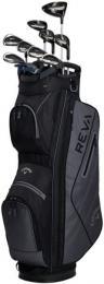 Dámský golfový set Callaway REVA 11 BLACK, pravý