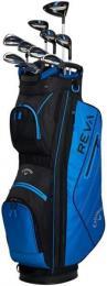 Dámský golfový set Callaway REVA 11 BLUE, pravý