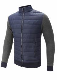Calvin Klein Golf Hybrid Insul-Lite Jacket NAVY/GREY, Velikost S, L, XL