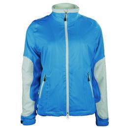 Backtee Ladies nepromokavá bunda AZURO BLUE, Velikost S - zvìtšit obrázek