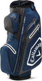 Callaway Chev Dry 14 Cart Bag Navy/Charcoal/White