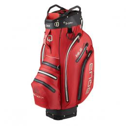 Big Max Aqua Tour 3 Cart Bag RED/BLACK