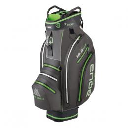 Big Max Aqua Tour 3 Cart Bag CHARCOAL/BLACK/LIME