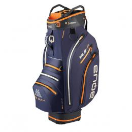 Big Max Aqua Tour 3 Cart Bag STEEL BLUE/BLACK/ORANGE - zvìtšit obrázek