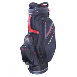 Big Max Terra X Cart Bag BLACK/RED