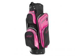 JuCad bag Junior BLACK/WHITE/PINK