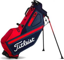 Titleist Players 4 Stadry Stand Bag Navy/Red