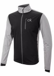 Nepromokavá bunda Calvin Klein BLACK/SILVER, velikost  M, L, XL, XXL