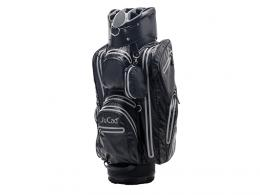 JuCad Aquastop Cart Bag BLACK/TITANIUM