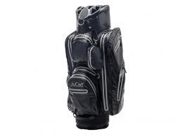 JuCad Aquastop Cart Bag BLACK/TITANIUM - zvìtšit obrázek