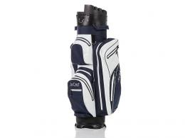JuCad Manager Dry Cart Bag WHITE/BLUE