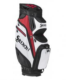 Srixon Golf Cart Bag 2021 WHITE/RED/BLACK - zvìtšit obrázek