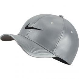 Nike Golf Aerobill Classic 99 Reflective Snapback Cap GREY