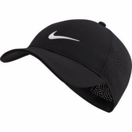 Nike Golf Aerobill Heritage 86 Perf Ladies Cap BLACK/ANTRACITE/WHITE