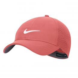 Nike Golf Aerobill Heritage 86 Perf Ladies Cap CORAL/PINK