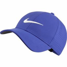 Nike Golf Arobill L91 Cap Perf PARAMOUNT BLUE/ANTHRACITE/WHITE