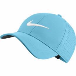 Nike Golf Arobill L91 Cap Perf  VIVID SKY/ANTRACITE/WHITE