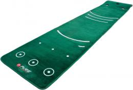 Pure 2 Improve Dual Grain Putting Mat with Broom, 70x335 cm - zvìtšit obrázek