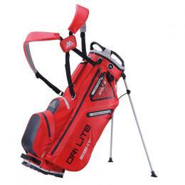 Big Max Dri Lite 8 Stand Bag RED