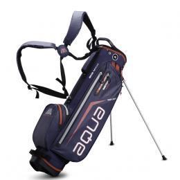 BIG MAX AQUA SEVEN STAND BAG STEEL BLUE/RUST
