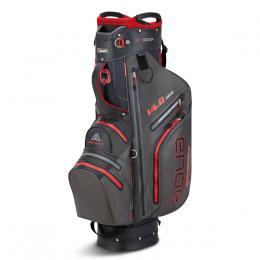 BIG MAX AQUA SPORT 3 CART BAG CHARCOAL/BLACK/RED