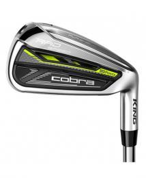Cobra RADSPEED 2021 5-PW set želez na oceli
