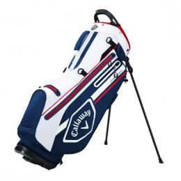 Callaway Chev Dry Stand Bag NAVY/RED/WHITE