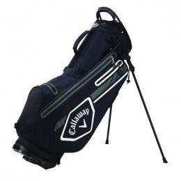 Callaway Chev Dry Stand Bag BLACK/CHARCOAL/WHITE