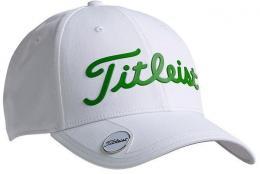 Titleist Performance Ball Marker Cap WHITE/GREEN