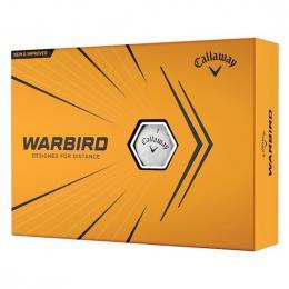 Callaway Warbird 2021 Golf Balls WHITE