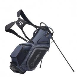 TaylorMade Pro 8.0 Stand Bag BLACK/CHARCOAL