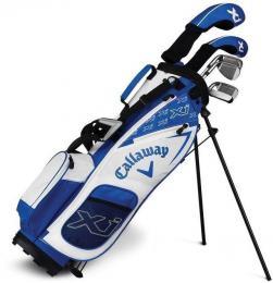 Callaway XJ-1 Junior Golf Set  96-117cm WHITE, pravý - zvìtšit obrázek