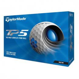 TaylorMade TP5 2021 golfové míèky WHITE - zvìtšit obrázek