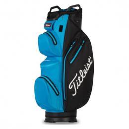 Titleist StaDry Cart Bag 14 BLACK/DORADO 2021