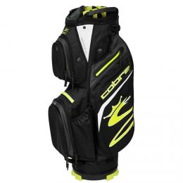 COBRA Ultralight Cart Bag BLACK/YELLOW - zvìtšit obrázek