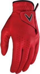 Callaway Opti Color pánská golfová rukavice CARDINAL RED, velikost S, M/L, L