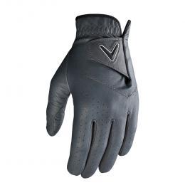 Callaway Opti Color pánská golfová rukavice CHARCOAL, velikost S, M, M/L, L, XL
