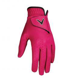 Callaway Opti Color dámská golfová rukavice PINK, Velikost S, M, L